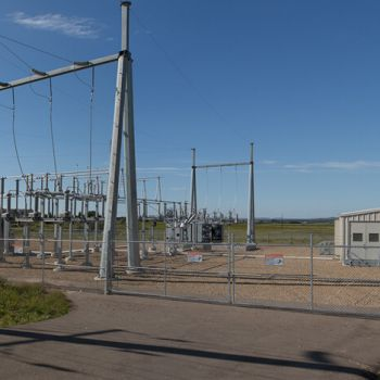 Mandan-Collins Substation