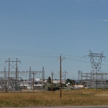 Bismarck Substation