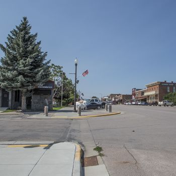 Custer Streetscape Improvements