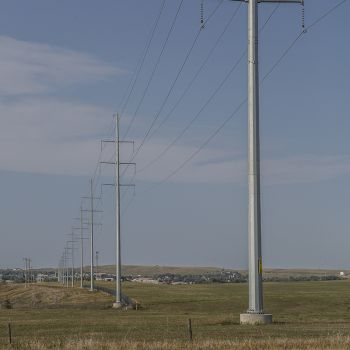 Dry Creek Transmission Line